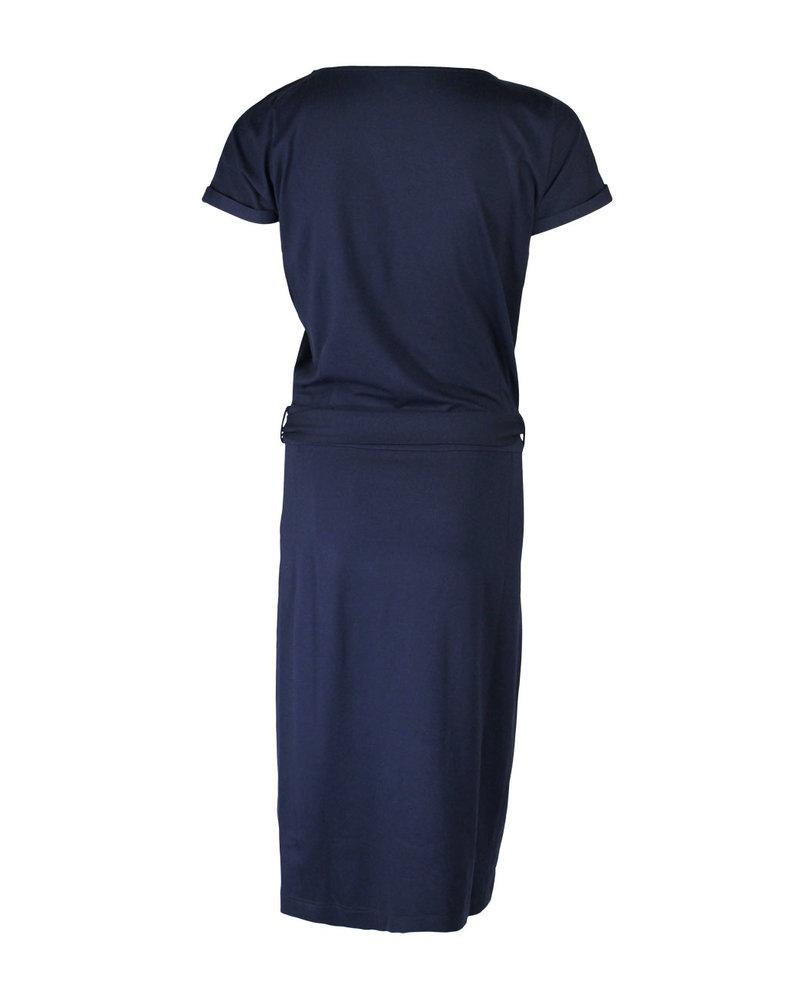 Longlady Dress Estella Darkblue