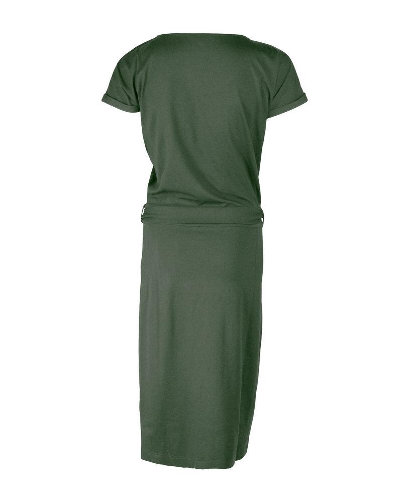 Longlady Dress Estella Khaki