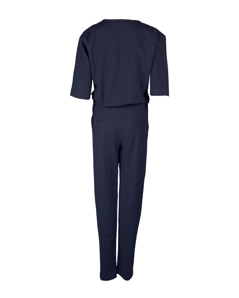 Longlady Jumpsuit Selyn Navy