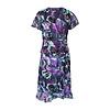 Longlady Longlady Dress Joliann Purple dessin
