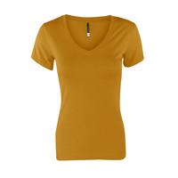 Longlady Shirt Tiny Ocre