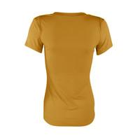 Longlady Shirt Tiny Oker