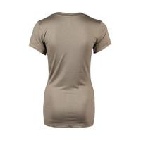 Longlady Shirt Tiny Beige