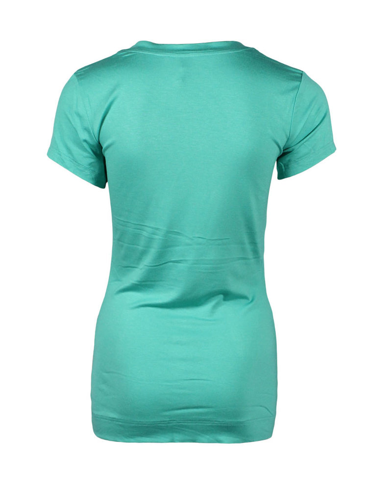 Longlady Shirt Trinka Mint