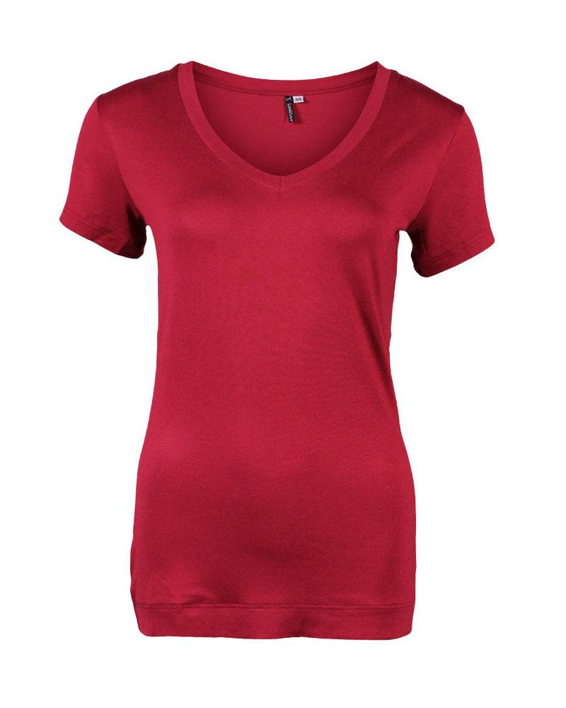 Longlady Shirt Tiny Cherry