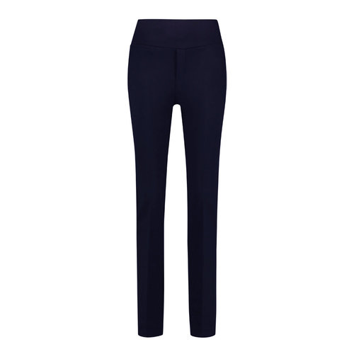 Chiarico Chiarico Trousers City Darkblue