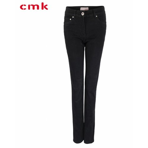 CMK Bloomers Jeans Lisa Su Zwart