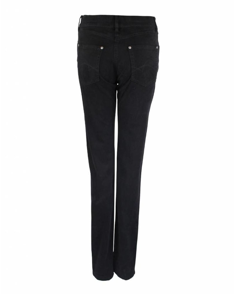 Bloomers Jeans Lisa Su Zwart