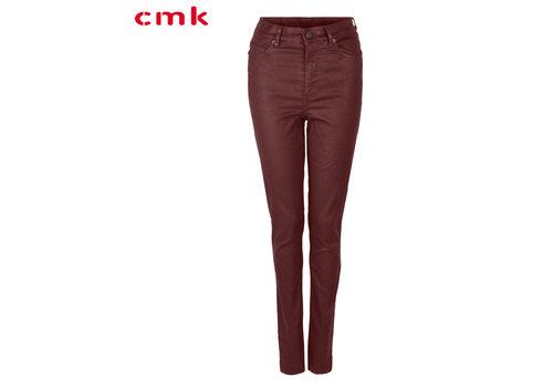 CMK CMK Jeans Jeather Rood