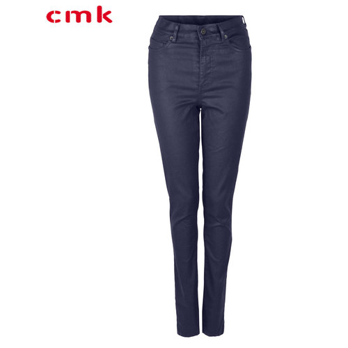 CMK CMK Jeans Jeather Blauw