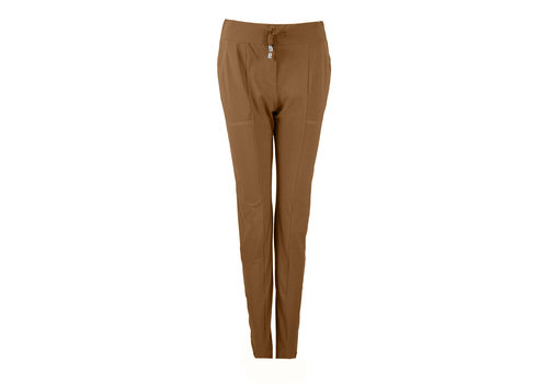 Only-M Only-M Trousers Sporty Chic Camel