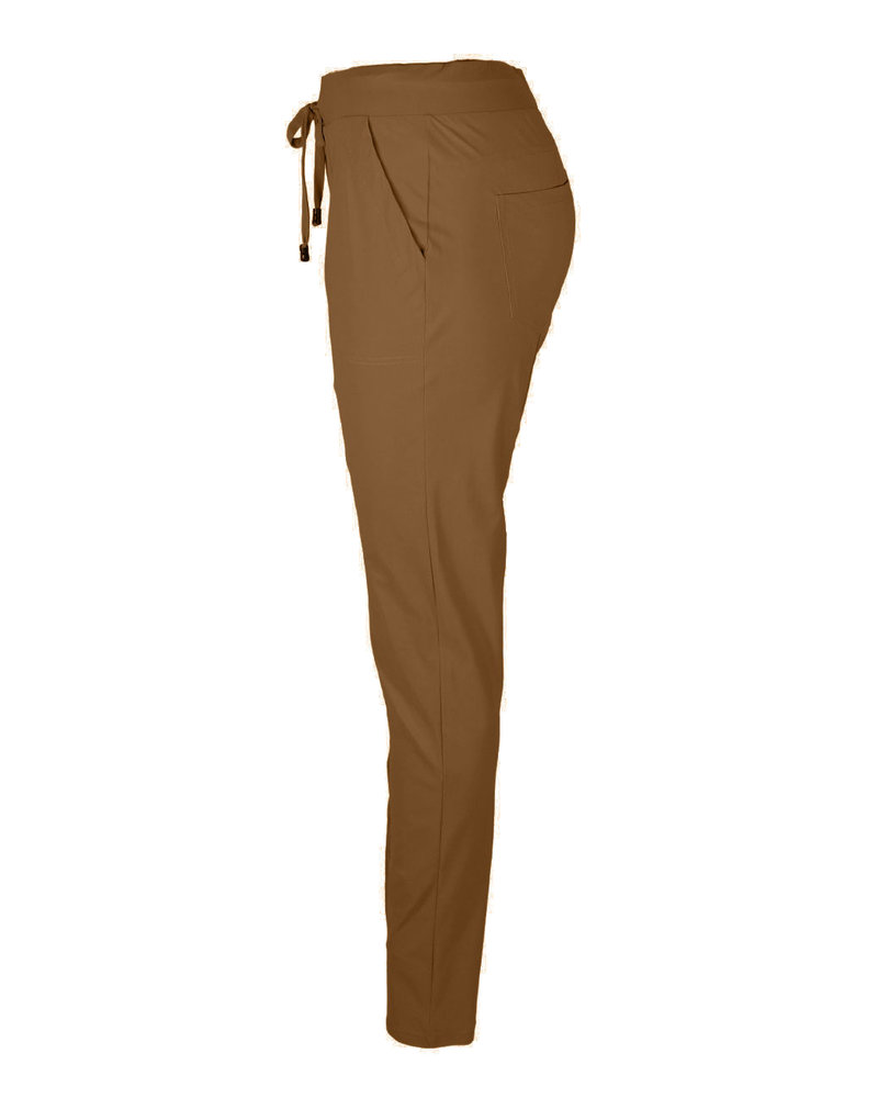 Only-M Broek Sporty Chic Camel