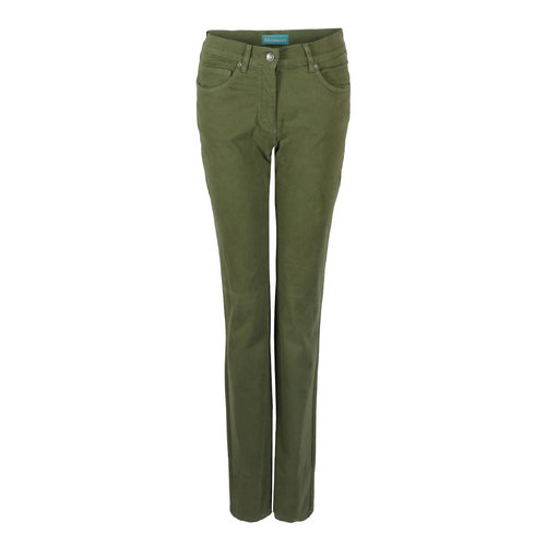 Bloomers Bloomers Trousers Lisa Su Olive