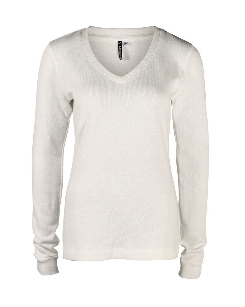 Longlady Sweater Felicia Creme