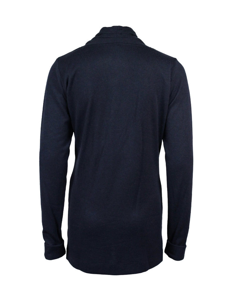 Longlady Sweater Fay Navy