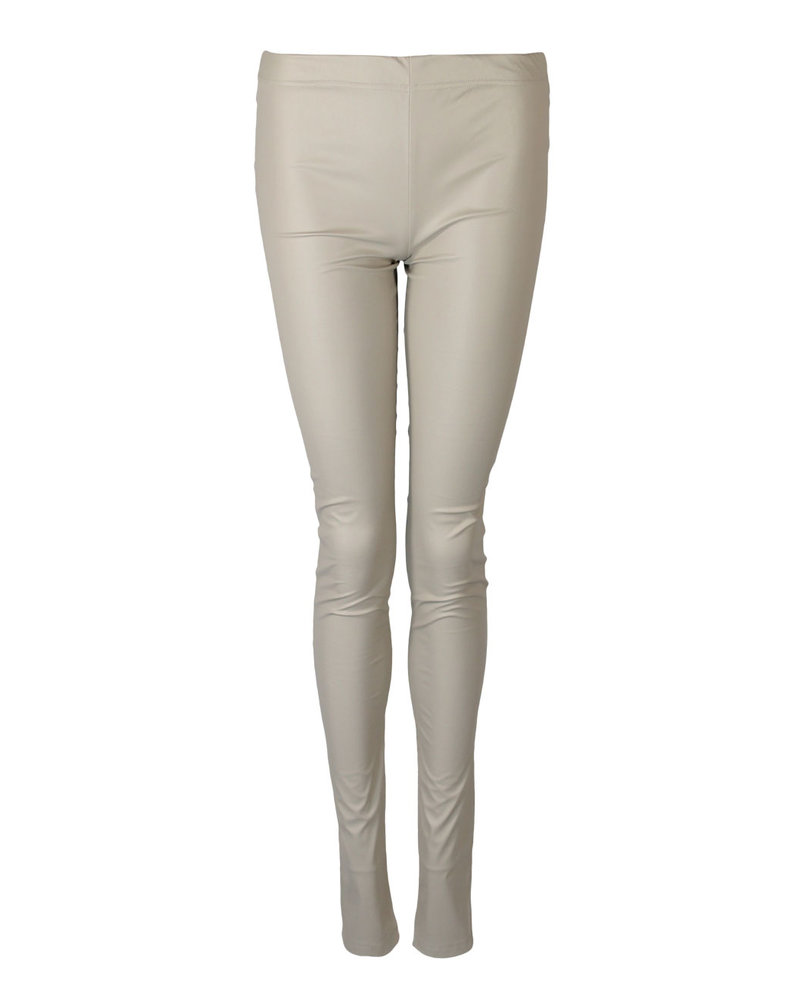 Legging Lara Leather Beige