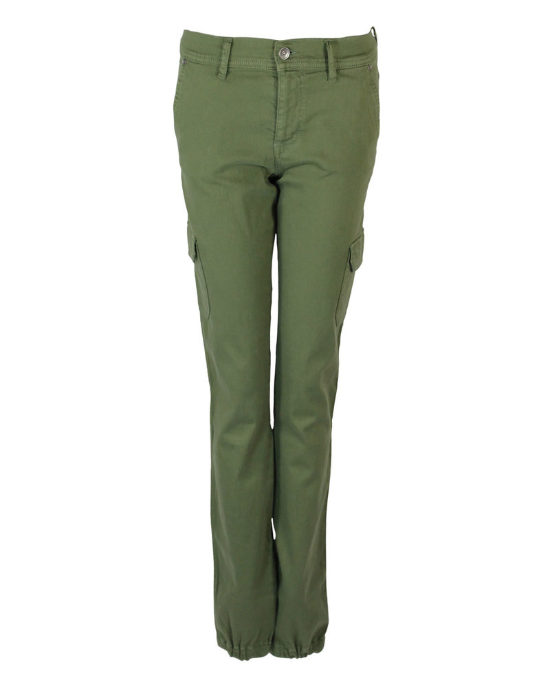 Bloomers Trousers Cargo Khaki