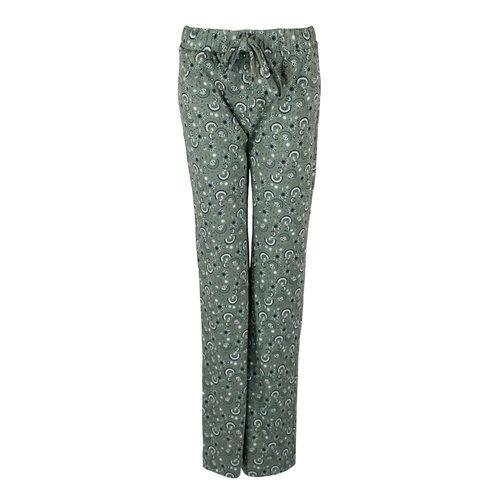 Longlady Longlady Pajama pants Paulien Green dessin