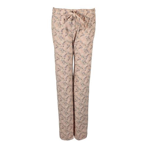 Longlady Longlady Pajama pants Paulien Pink Dessin