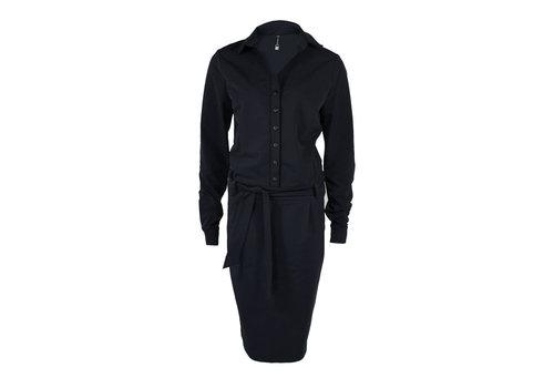 Longlady Longlady Dress Joanne Navy