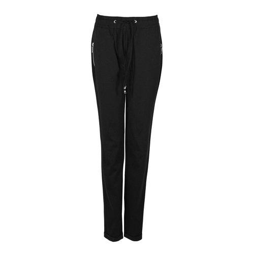 CMK CMK Trousers Mona Zip Black