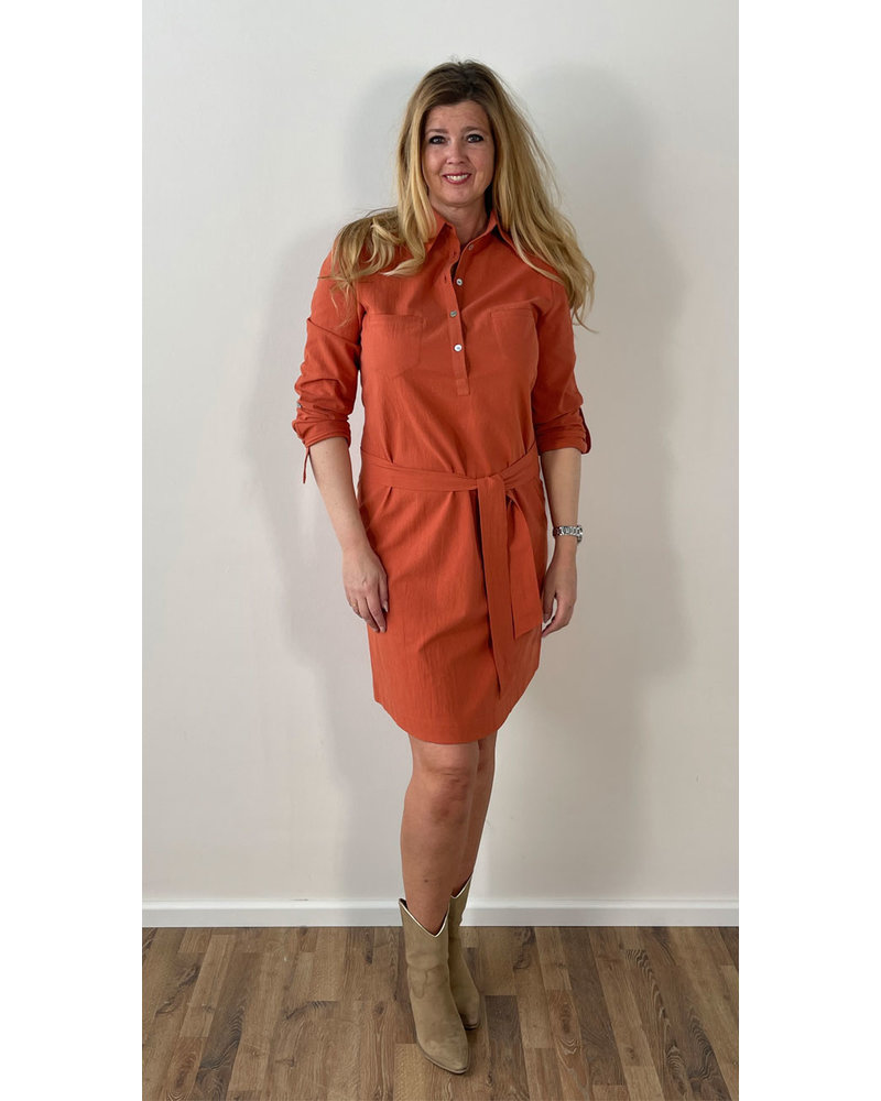 Longlady Dress Anna Stone