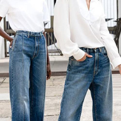 Baggy Jeans zijn momenteel weer helemaal hot!