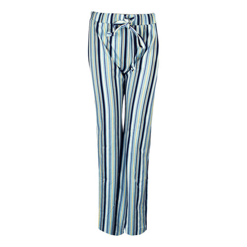 Longlady Longlady Pajama pants Paulien Blue Stripe