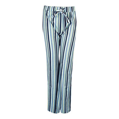 Longlady Longlady Pyjamabroek Paulien Blauw Streep