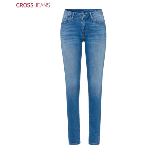 Cross Cross Jeans Alan Bleached Blue