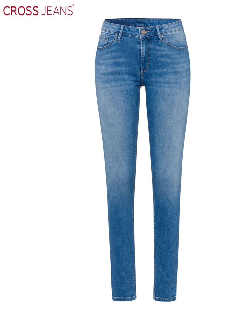 Cross Jeans Alan Bleached Blue