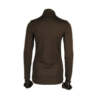 Chiarico Shirt Cuff Darkbrown