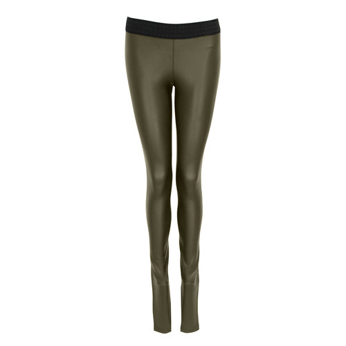 Only-M Only-M Legging Jeather Khaki