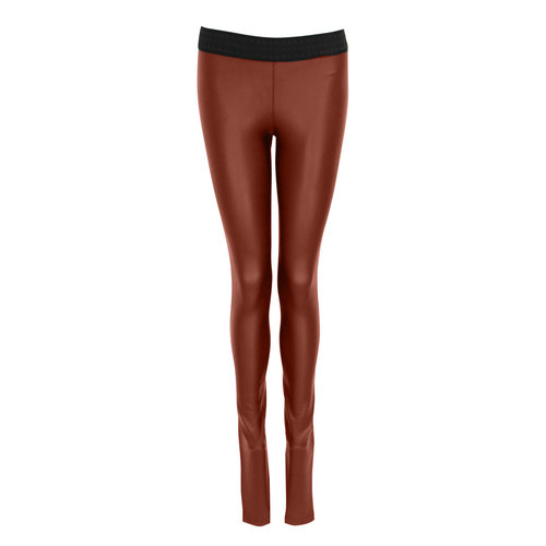Only-M Only-M Legging Jeather Bordeaux