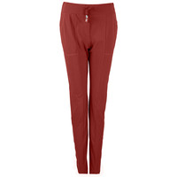 Only-M Broek Sporty Chic Bordeaux
