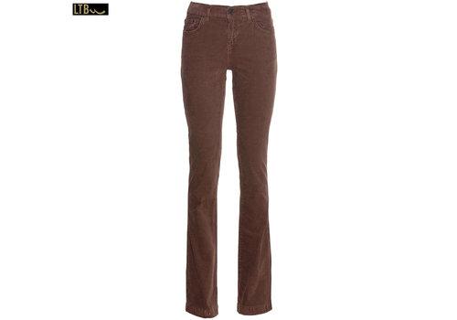 LTB LTB Jeans Fallon Ribcord Bruin