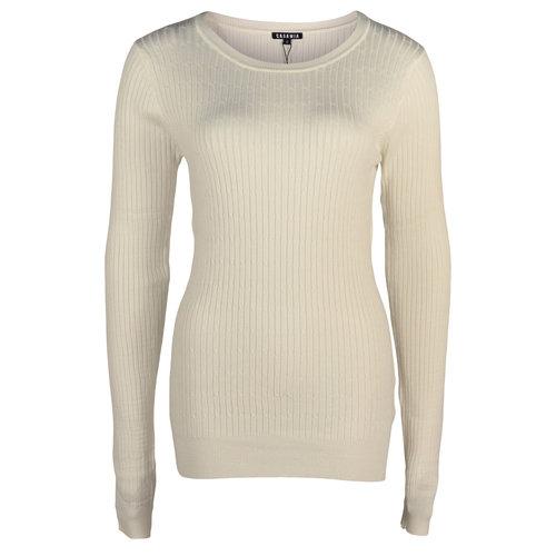 Casamia Casamia Sweater Rib Creme