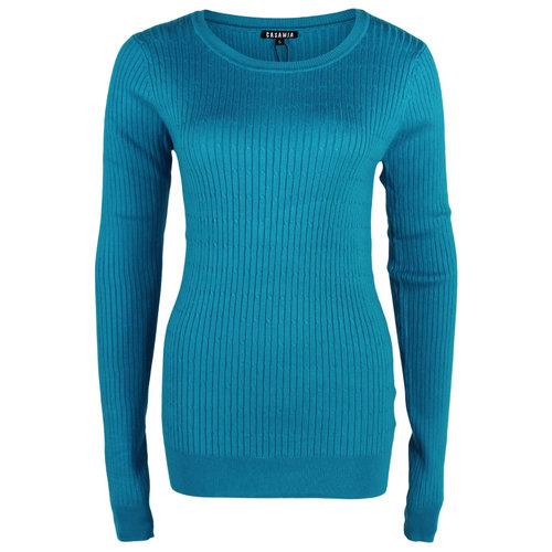 Casamia Casamia Sweater Rib Petrol