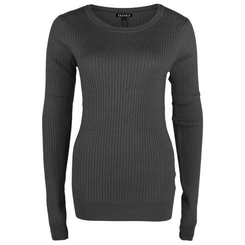 Casamia Casamia Sweater Rib Charcoal