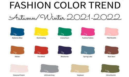 Welke kleuren kun je verwachten komend seizoen?