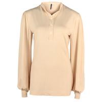 Longlady Shirt Tinia Creme