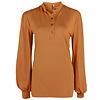 Longlady Longlady Shirt Tinia Camel