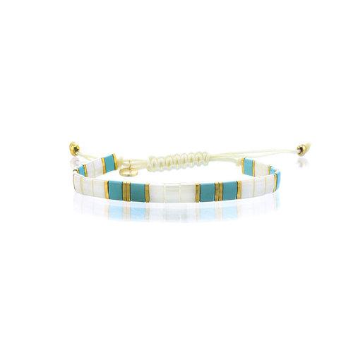 Lovely Bracelets Armbandje Tila Tokyo turqoise