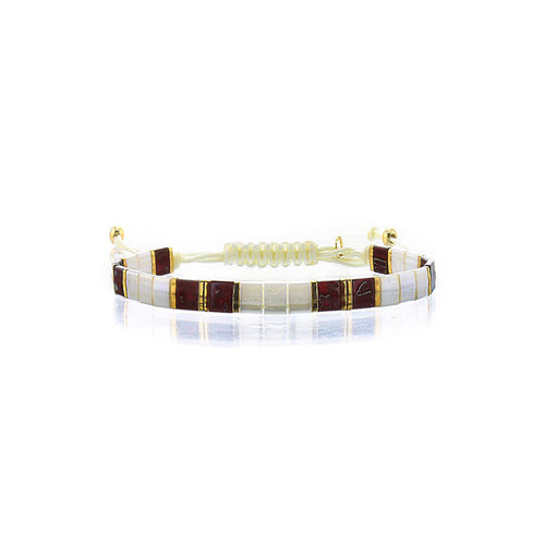 Lovely Bracelets Armbandje Tila Tokyo koraal