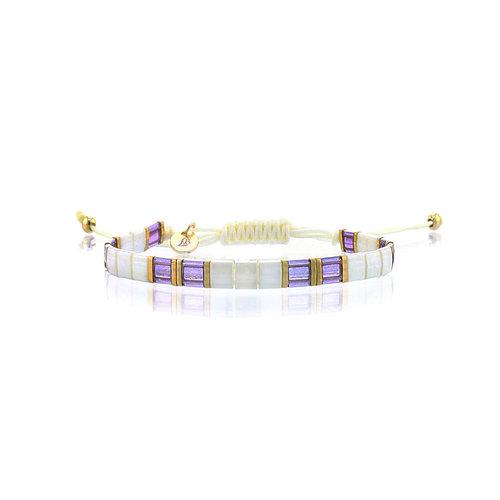 Lovely Bracelets Armbandje Tila Tokyo amethyst