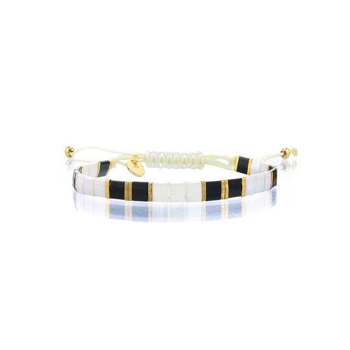 Lovely Bracelets Armbandje Tila Tokyo onyx