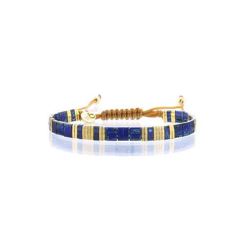 Lovely Bracelets Armbandje Tila Himeji lapis