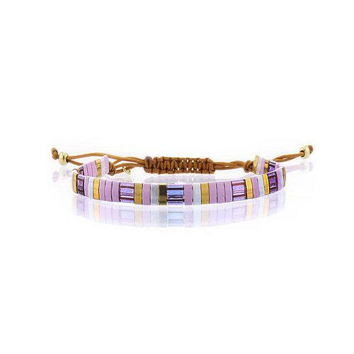 Lovely Bracelets Armbandje Tila Iwakuni amethyst
