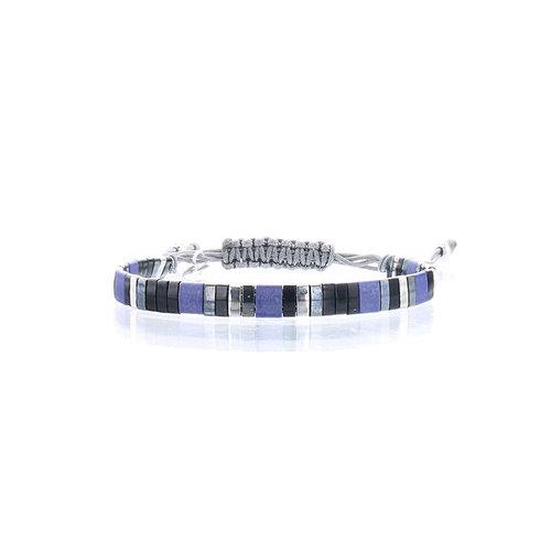 Lovely Bracelets Armbandje Tila Iwakuni onyx