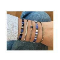 Armbandje Tila Iwakuni onyx